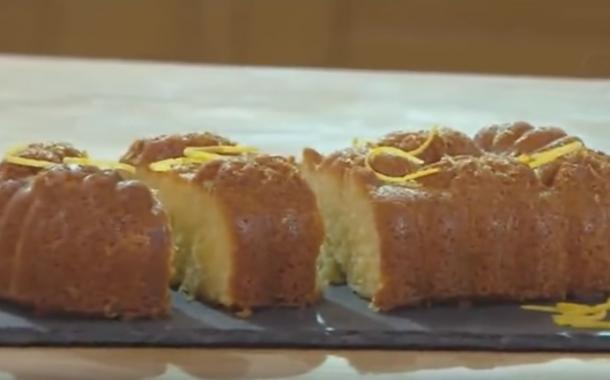 Gâteau à la semoule au citron, Lamset Chahrazad