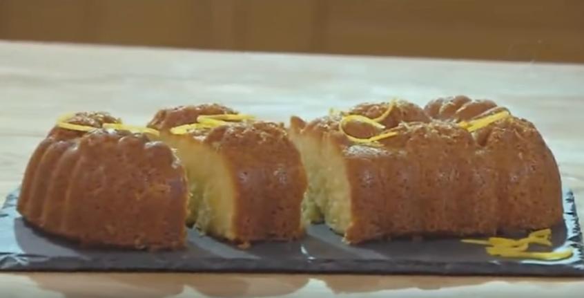 Gâteau semoule citron2