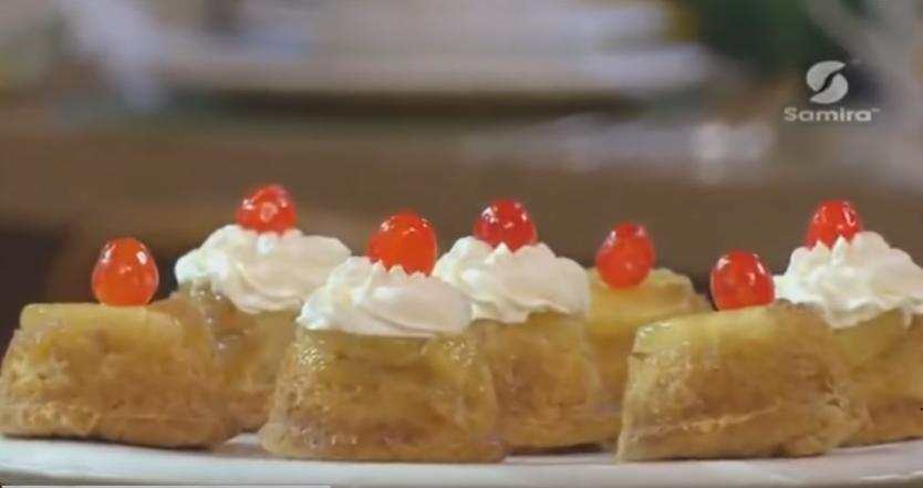 Mini cake ananas4