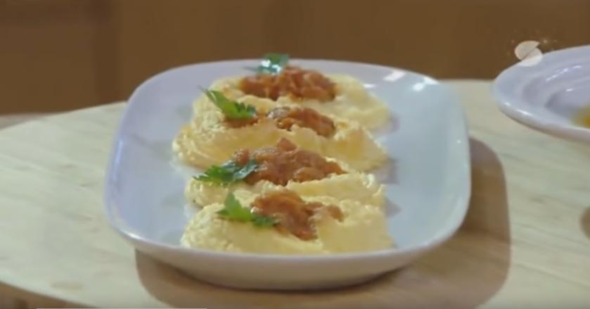 Pommes de terre Marquise, Lamset Chahrazad