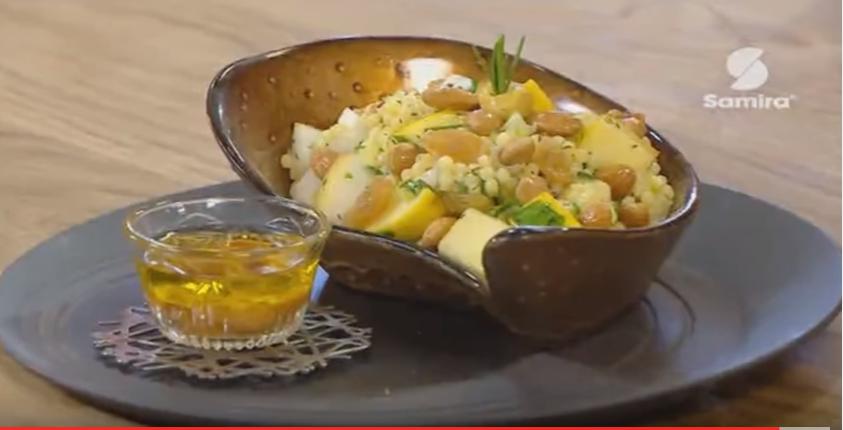 Salade de couscous, Lamset Chahrazad