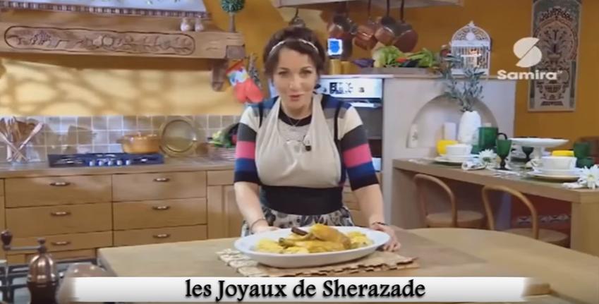 Saison 1 - Recettes de mon émission Lamset Chahrazad