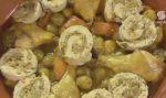 Tajine de poulet aux olives à ma façon