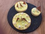 tarte au citron à la menthe