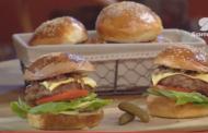 Pain hamburger facile et moelleux, Lamset Chahrazad