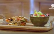 Tacos lyonnais à la crème de gruyère, Lamset Chahrazad