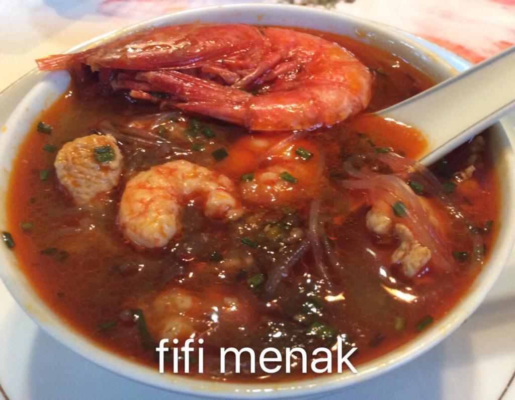 chorba Fifi Menak