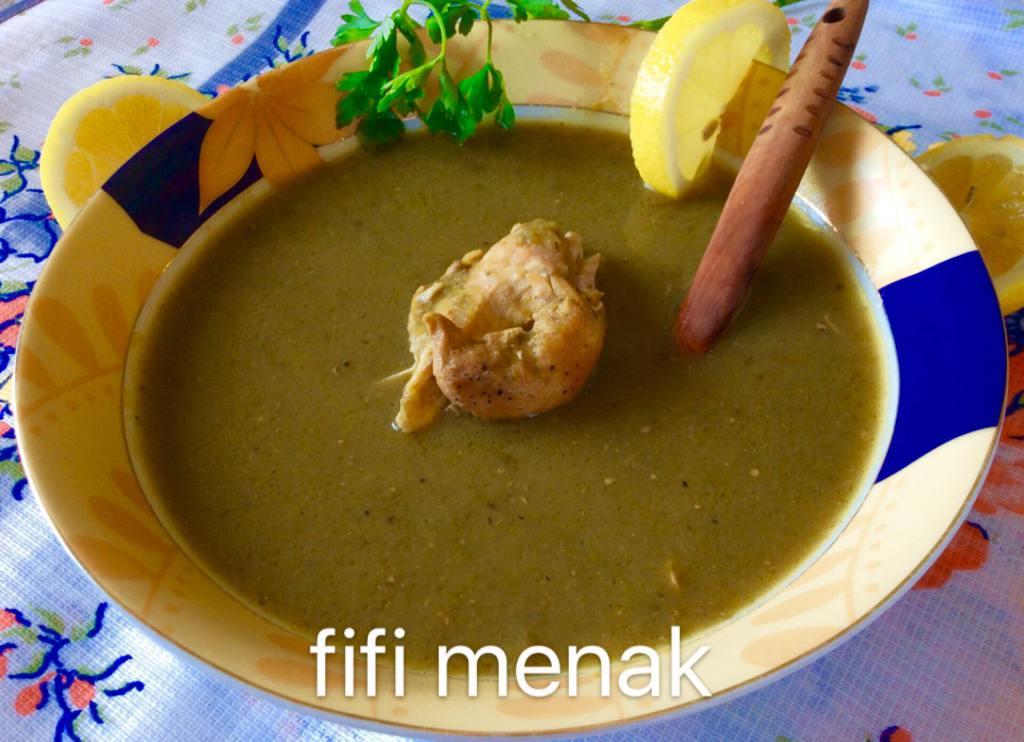 soupe de cosse