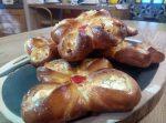 petit pain brioché