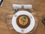 soupe de lentilles aux couscous