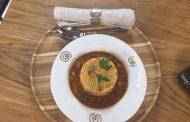 Soupe de lentilles au couscous