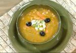 soupe au haricot sec