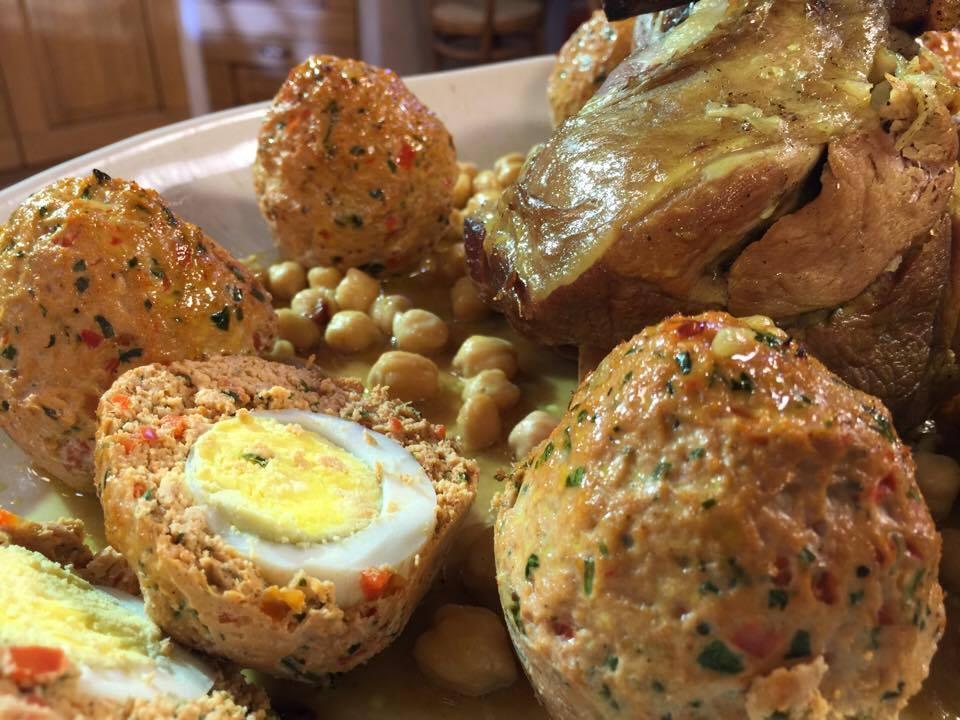 Tajine medgoug for Dicor de cuisine algerienne