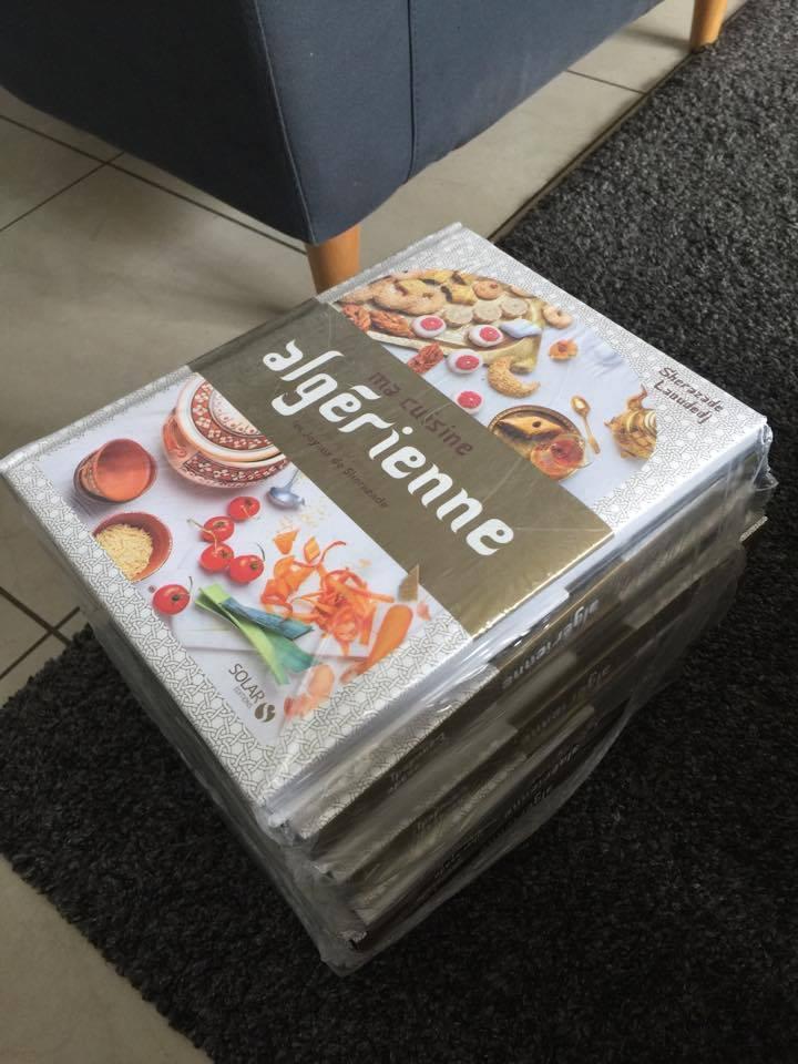 livre de cuisine algérienne
