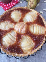 tarte bourdaloue cap pâtissier
