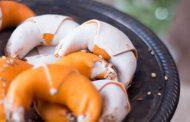 Corne de gazelle aux dattes - Gâteau algérien au miel