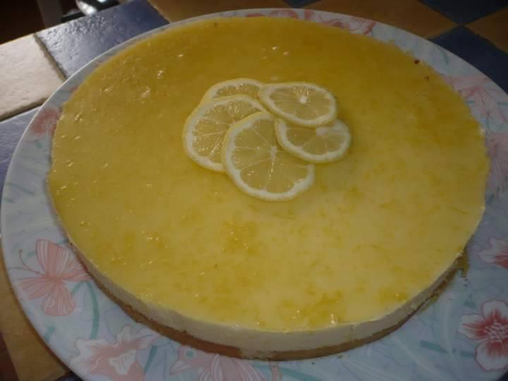 gâteau-à-la-mousse-de-citron