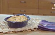 Gratin de pâtes, tetrazzini, recette italienne