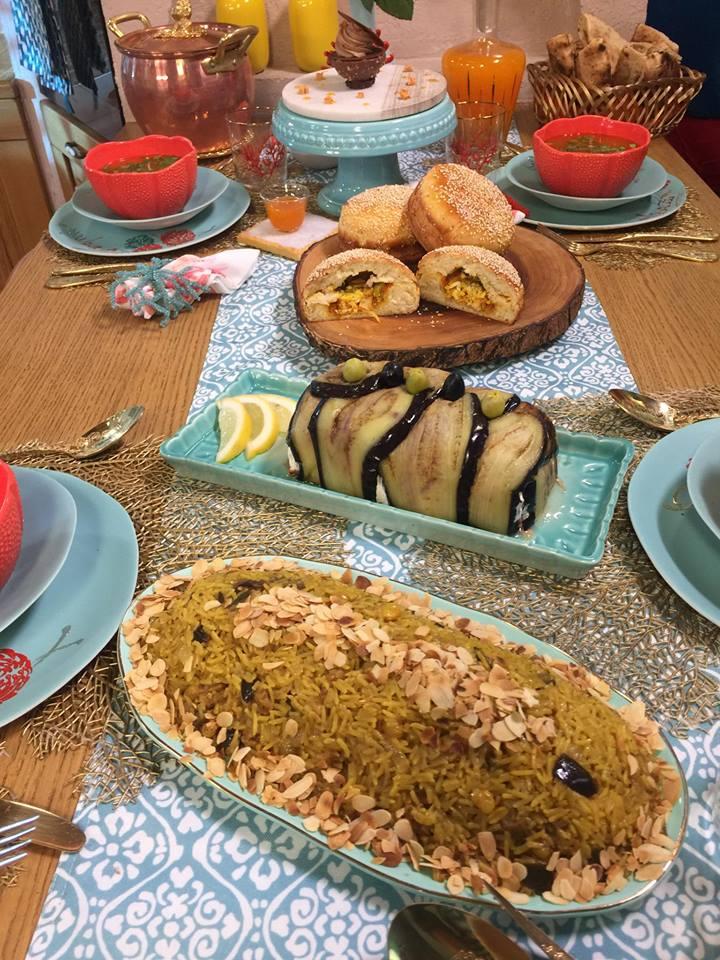 idée menu ramadan
