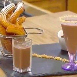 Churros au chocolat, Lamset Chahrazad