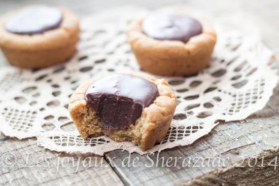 Cookies au beurre de cacahuètes fait maison