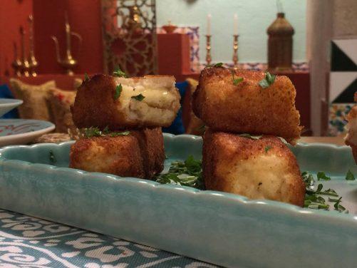 croquette pommes de terre fromage