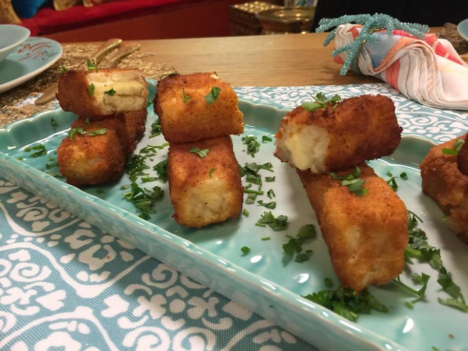Croquette de pommes de terre au fromage, recette économique