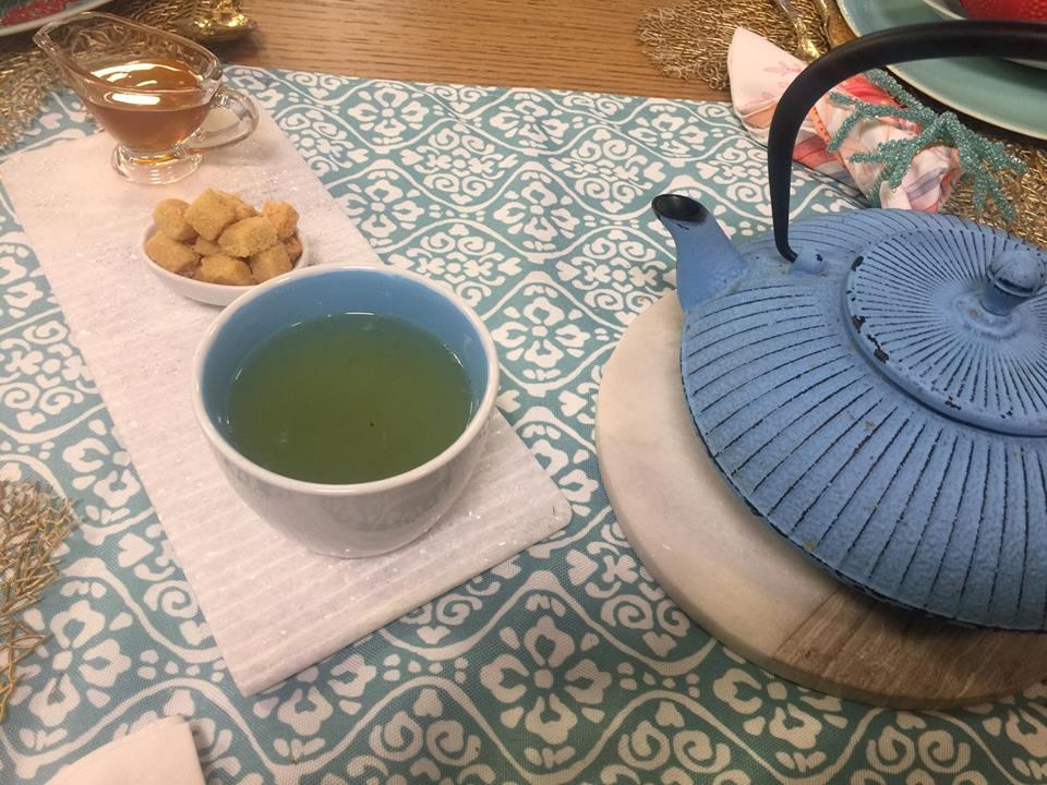 Tisane purifiante au thym et citron