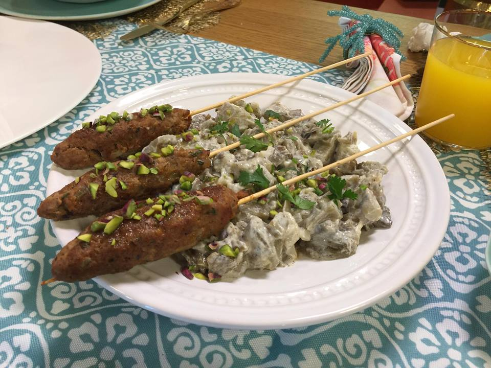 Ali nazek kebabi tarifi, recette turque
