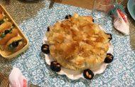 Pastilla au poulet pruneaux