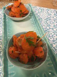 salade de carottes facile