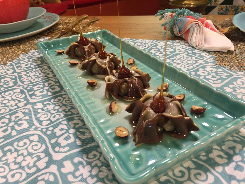 Dessert yasmina dattes noix de coco
