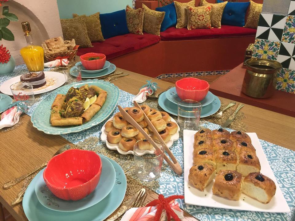 idée menu pour ramadan