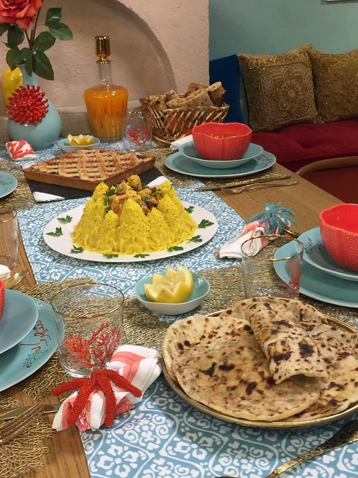 menu ramadan
