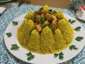 recette de riz basmati