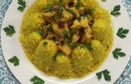 Riz basmati, recette indienne