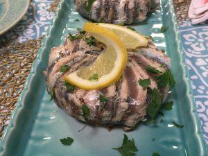 recette de sardine au four
