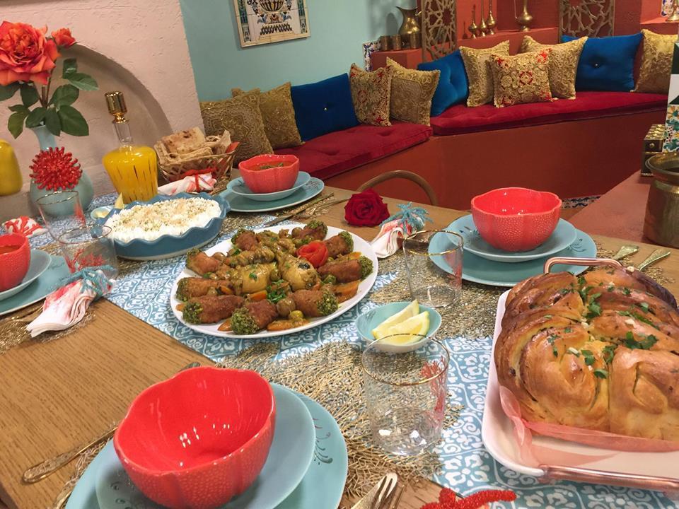 repas pour ramadan