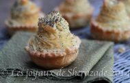 Tartelette pommes de terre aux champignons