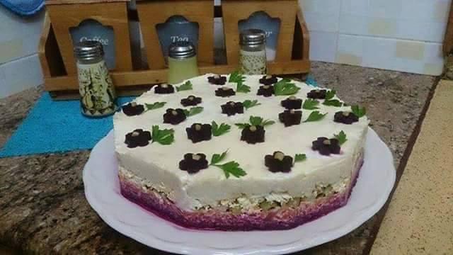 gâteau-de-salade