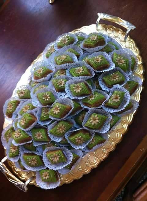 Baklawa-cacahuètes