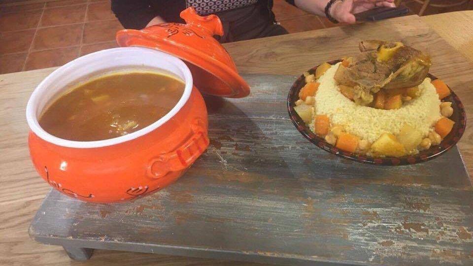 Couscous de Ain Safra, couscous algérien