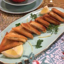 Bourek à la sardine facile rapide