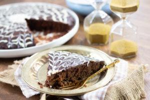 recette de basboussa au chocolat