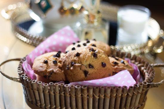 recette facile des cookies américains