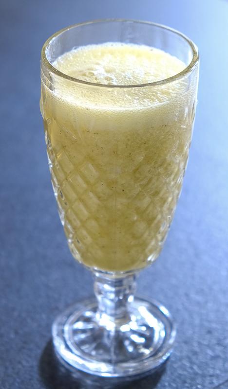boisson banane kiwi