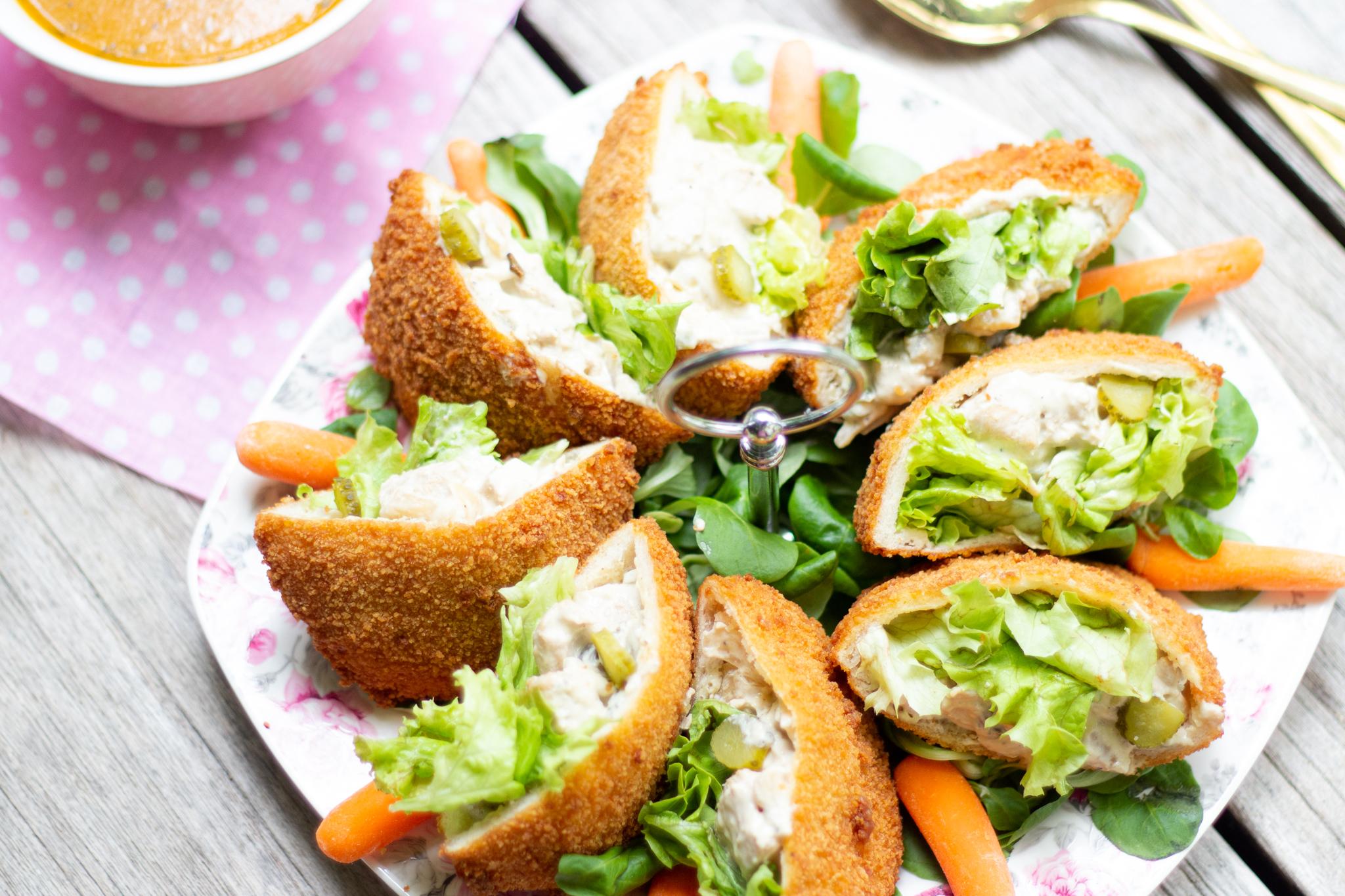 recette sandwich express