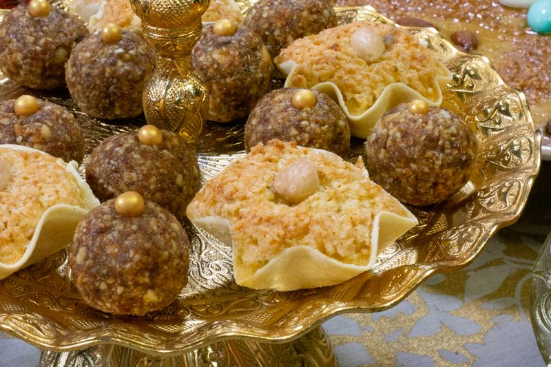 Msibhat مصيبحات/ gâteau de Mostaganem